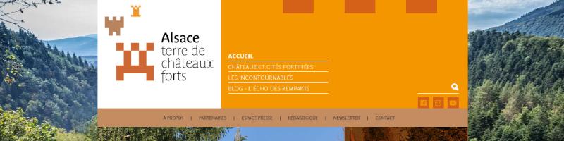 Témoignage Guillaume Maciel / Responsable projets éditions, promotion et communication châteaux d'Alsace