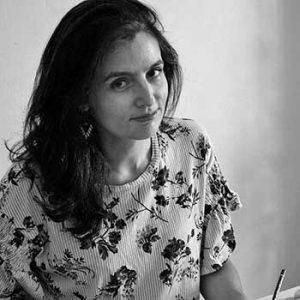 Julie Dubail - équipe Les Oeuvres Vives
